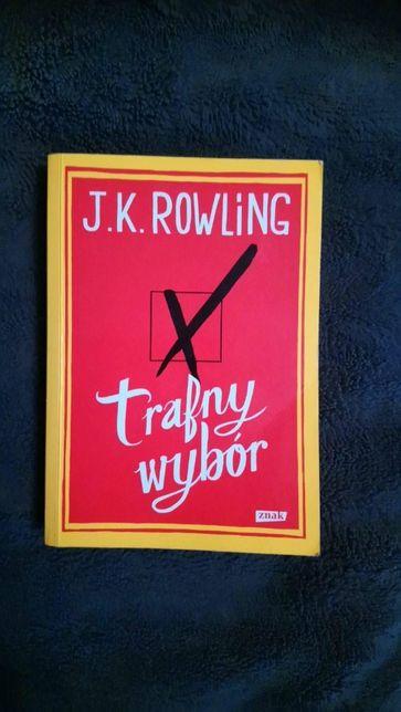 J.K. Rowling Trafny wybór + gratis