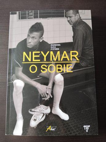 Nowa książka Neymar o sobie