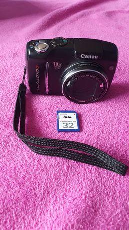 Aparat cyfrowy CANON PoweShot SX110IS - 32Gb - warto