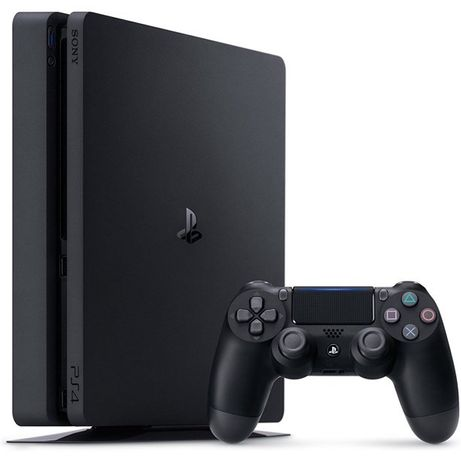 PS4 slim 1TB + 2comandos
