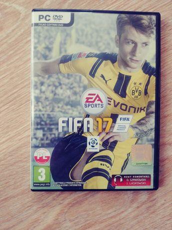 Gra FIFA 17 na PC