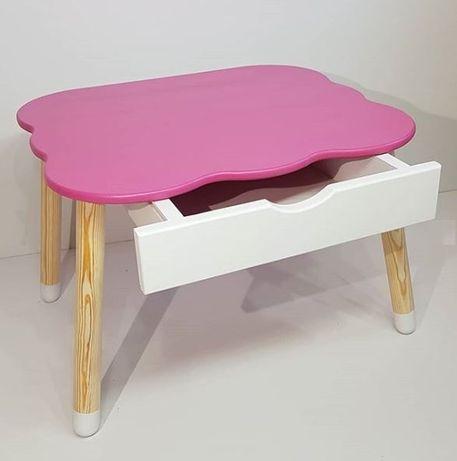 НОВИНКА Детская мебель - столики, стульчики. Мишка Зайчик Корона Ангел