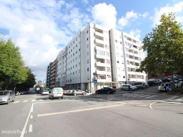 Apartamento T2 no centro de Famalicão
