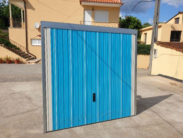 A Loucura… Portões basculantes a preços de saldo… (220x220 cm)