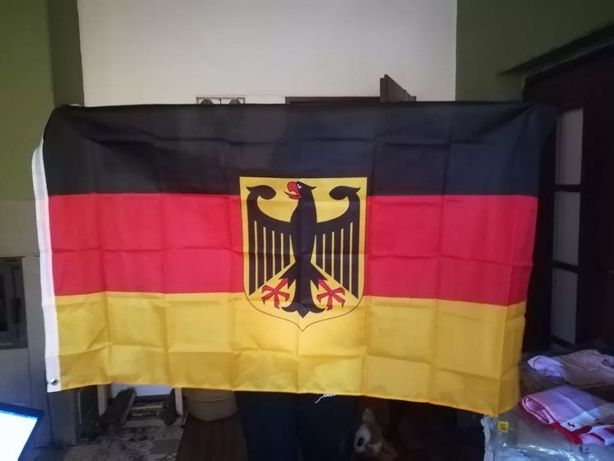Флаг Германии / прапор Німеччини 150х90