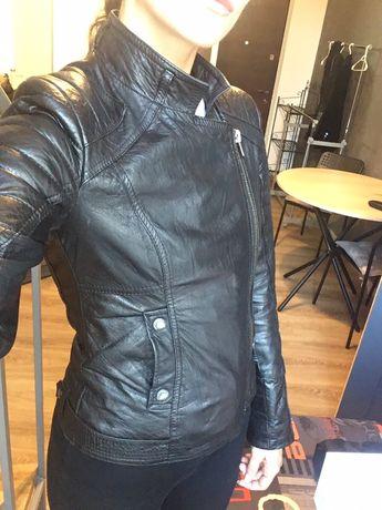 Кожаная куртка косуха Imperial