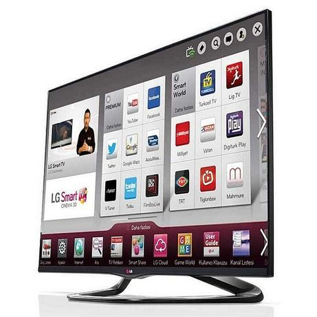 Телевизор LG 42LA620S 3D+Smart TV