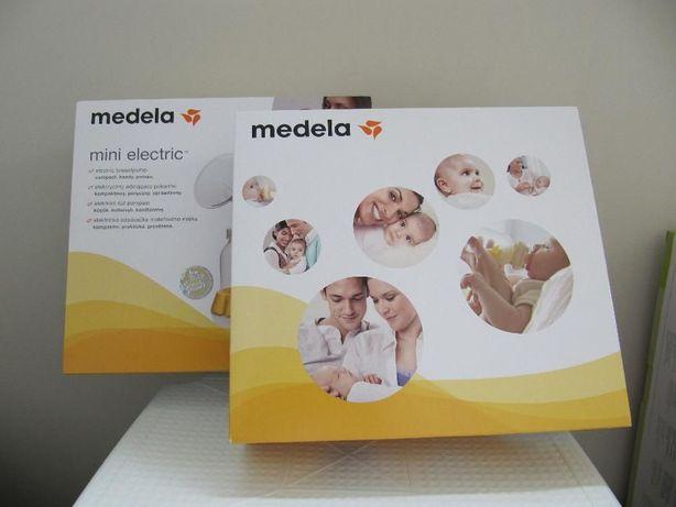 Молокоотсос MEDELA MINI ELECTRIC бутылочки для хранения молока