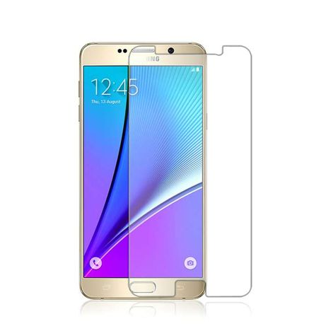 L051 Película Vidro Temperado 9H Galaxy Note 5 Novo! ^A