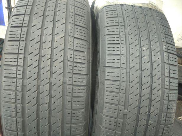 225/65r17 Continental 4*4 contact лето б/у шины с Германии СКЛАД