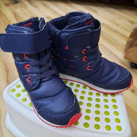 Сапоги сапожки ботинки Reebok 29