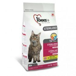 1st Choice Фест Чойс Sterilized сухой корм для стерилизованных