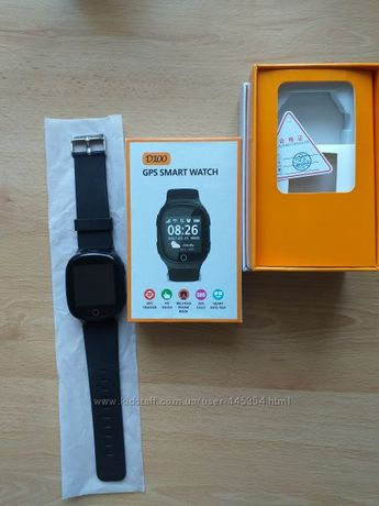 Смарт часы GPS SMART WATCH D100