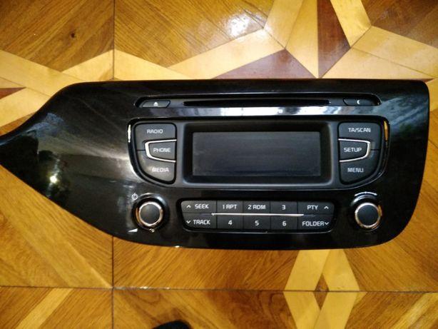 Автомагнитола оригінал KIA CEED 2013- Bluetooth CD MP3 - 96170A2100WK