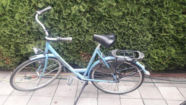 Rower Gazelle 5 biegowy Ładny kolor