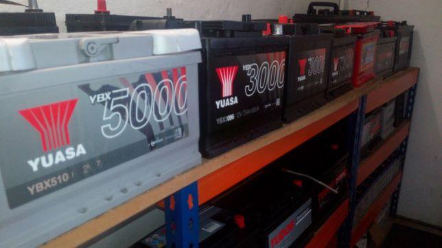 Baterias auto ao melhor preço/qualidade com garantia