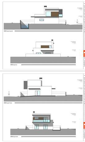*Construcao ICF* Moradia T3 com 121m2  piscina/jacuzzi em Fernão Ferro