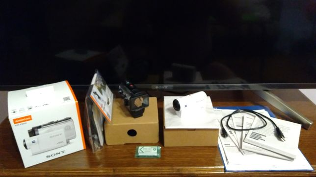 "Экшн-камера ""Sony"" (FDRX3000 E.35)"