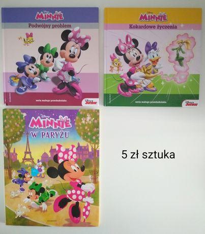 Książki z serii Disney Minnie