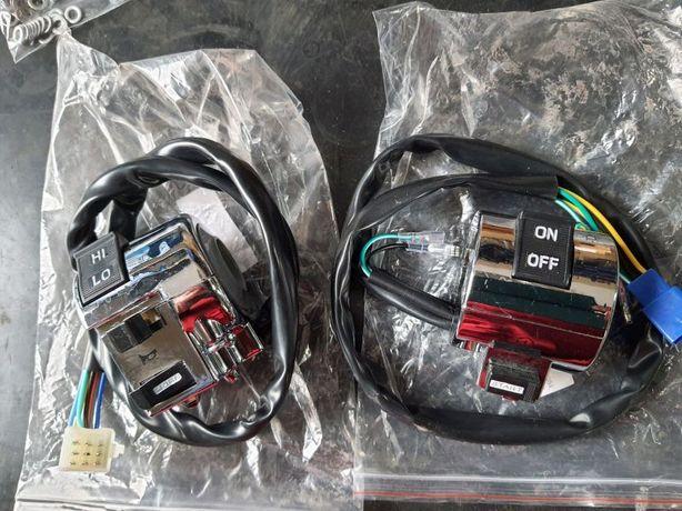 Przełączniki zespolone kpl. 25mm nowe.