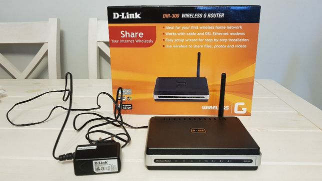 Router DIR-300
