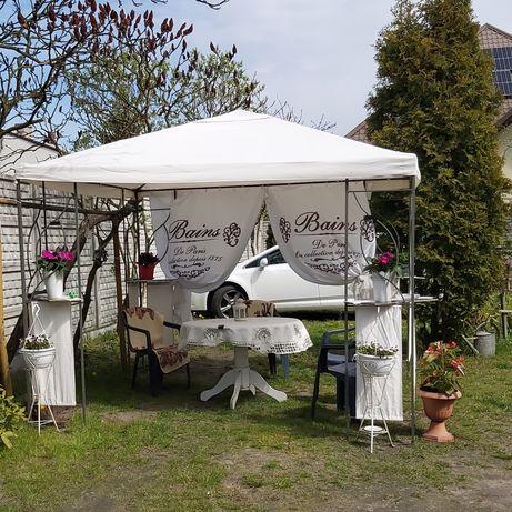 Pawilon ogrodowy,namiot