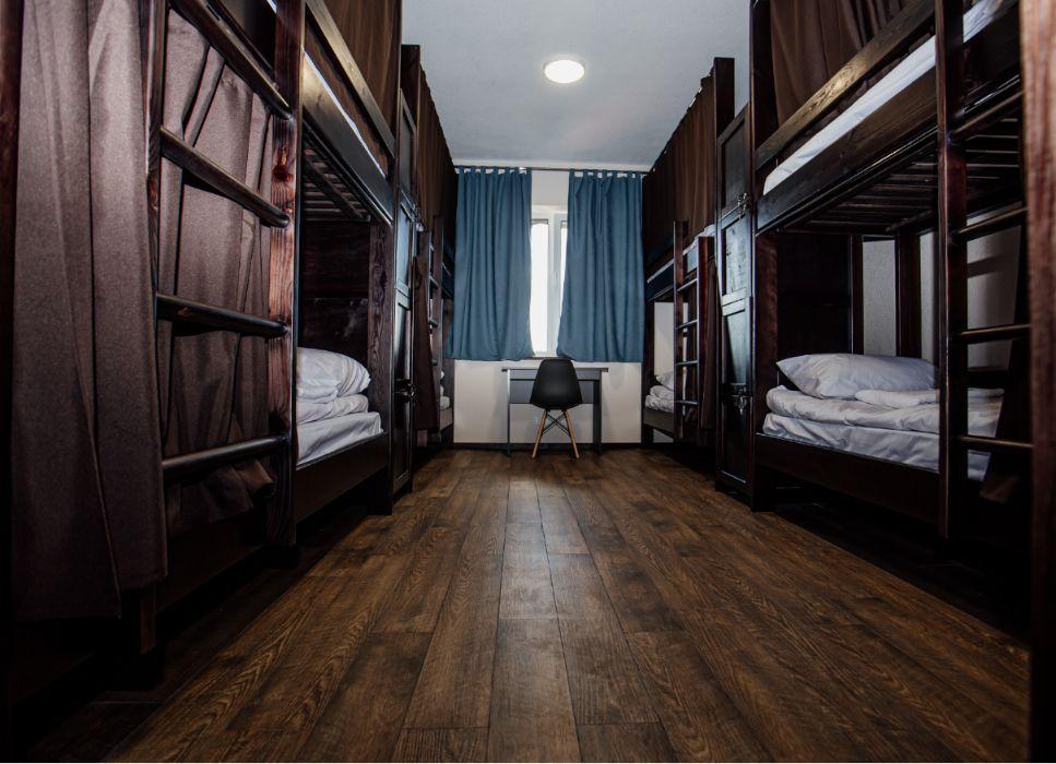 Внимание! Туристический Хостел по цене Общежития! Киев м Академгородок-1