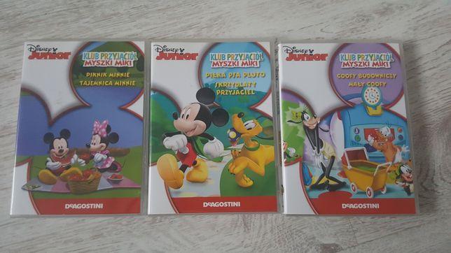 Klub Przyjaciół Myszki Miki DVD