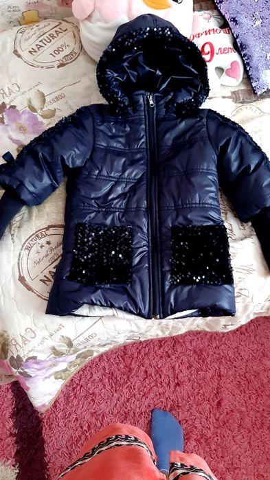Продам детскую демисезонную курточку Мариуполь - изображение 1