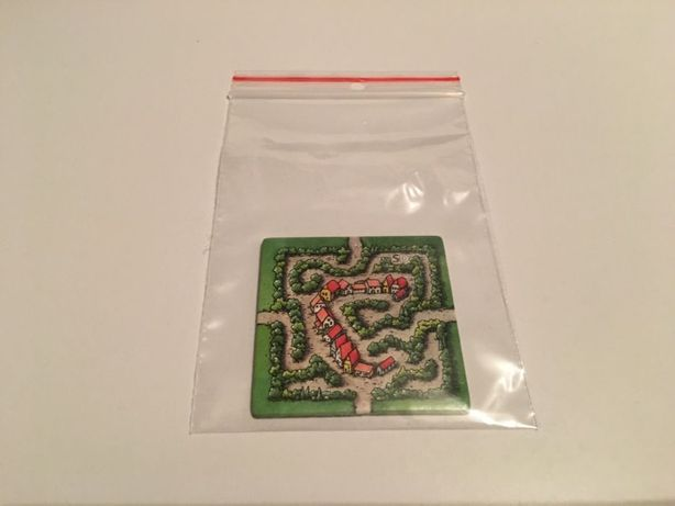 Carcassonne: The Labyrinth / Labirynt - stara edycja - UNIKAT - nowy