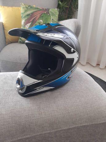 Capacete AGV, motocross enduro