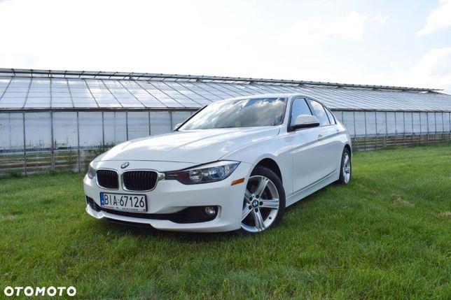 BMW Seria 3 F30 2.0 245cv 2012r 120tys przebiegu Prywatnie