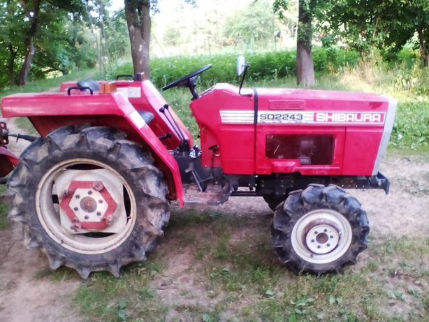 Продам трактор Японець