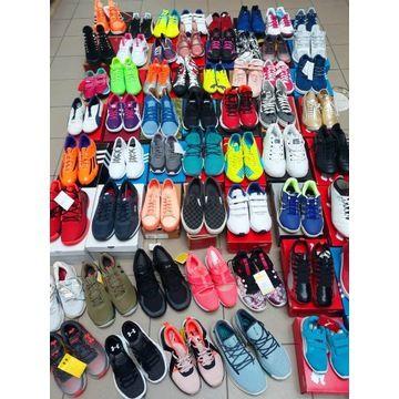 hurt CREM buty obuwie sportowe odzież używana 20 par- 189 zł