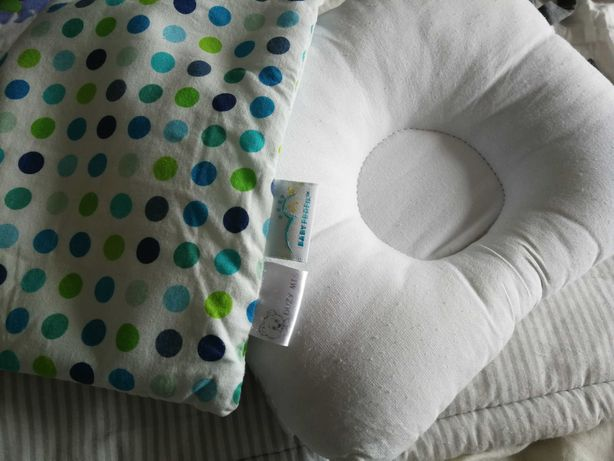 Poduszka korygująca dla niemowląt