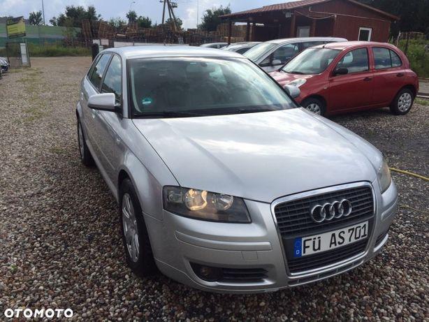 Audi A3 Sprowadzony, z Niemiec . Opłacony 1.6 8 Zaworowy MPI