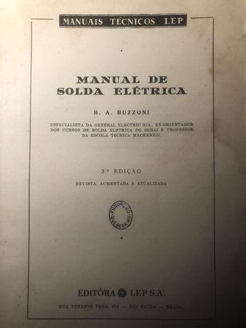 Livro Manual Soldadura
