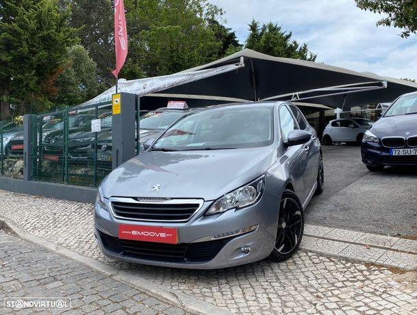 Peugeot 308 1.6 BlueHDi Style