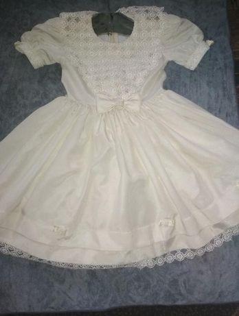 Новогоднее платье для принцессы