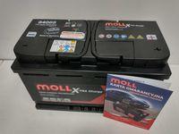 Akumulator Moll X-tra Charge 84085, 12V 85Ah 800A