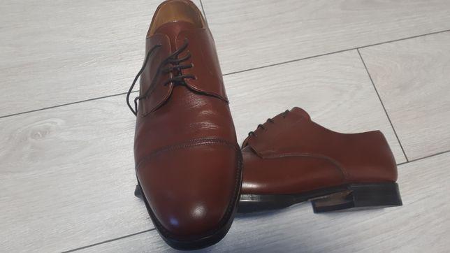 Туфли Cheaney. Ручная работа