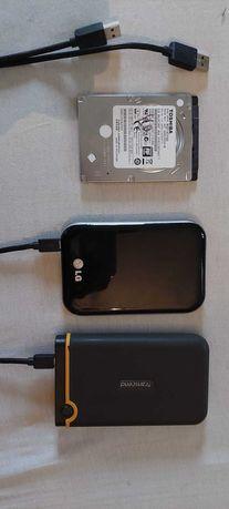 3 Discos HDD   500GB