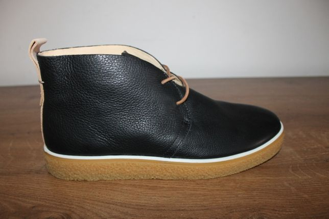 Кожаные ботинки Ecco Crepetray