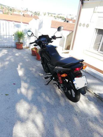 Nova Honda cbf125