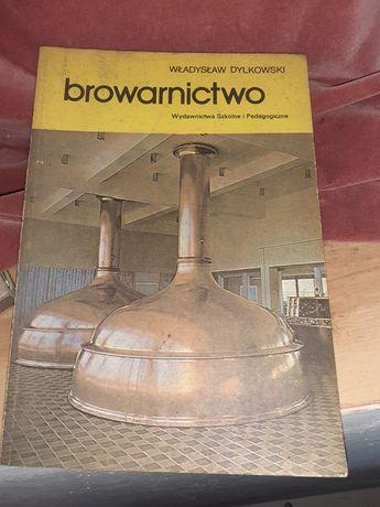 Sprzedam książke Browarnictwo