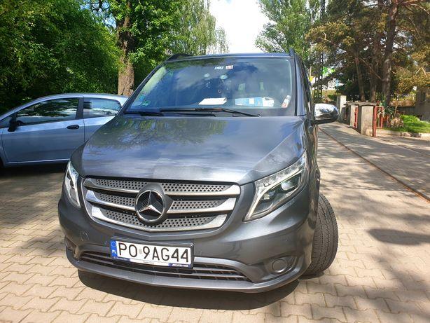 Mercedes Vito V faktura VAT 23% Salon PL pierwszy Właściciel