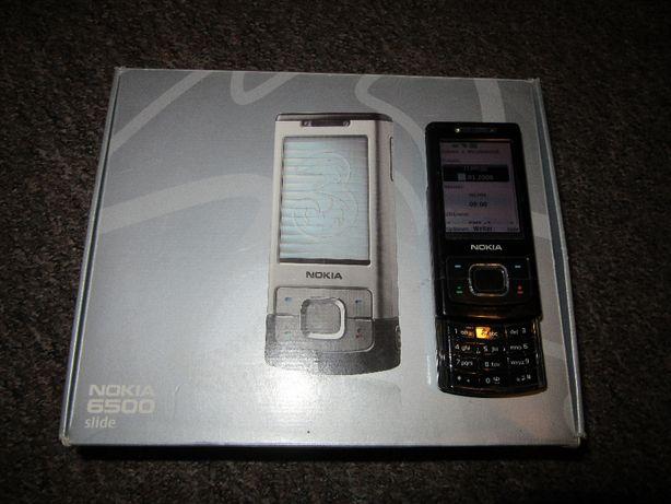 tel. kom Nokia 6500 Slide z pudełkiem - stan bdb. Nokia 3310