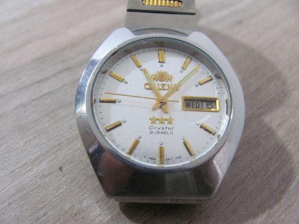 Zegarek Automatyczny męski Orient Crystal 21 jewels 469A06-7B