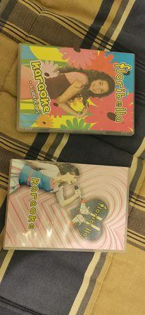 DVD karaoke floribella 1 e 2