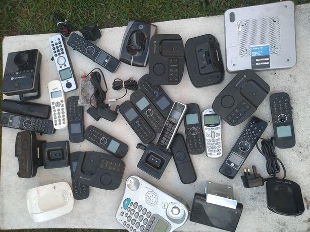 telefon komórkowy telefon stacjonarny